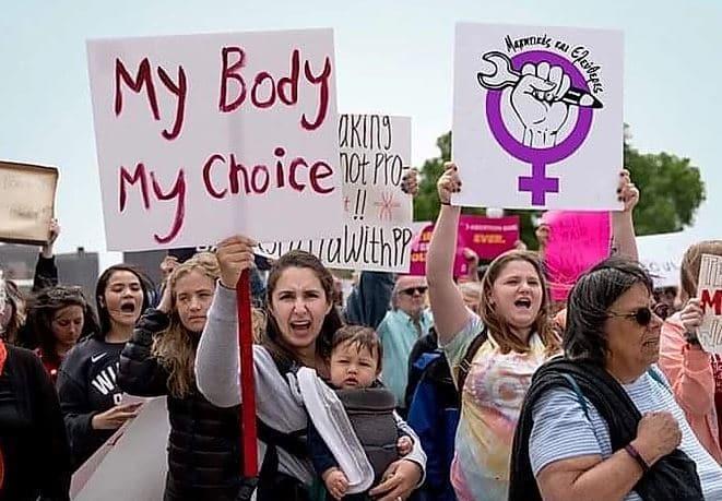 Grèce, manifestation féministe le 8 mars 2020, à Thessalonique.