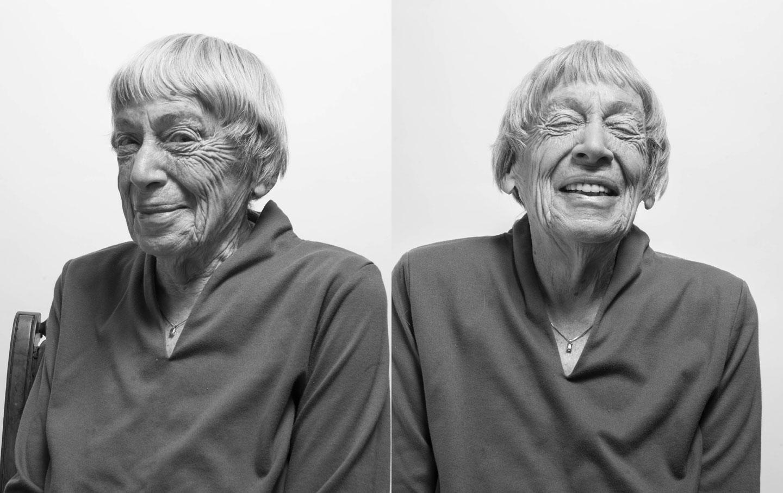Ursula K. Le Guin. Photo : William Anthony.